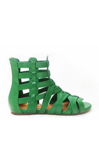 Divites Belle green Gladiator DI855SH85MMOID_1