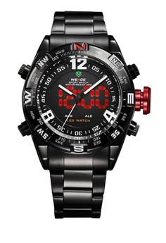 Ana-Digi LED Watch WH2310B-1C