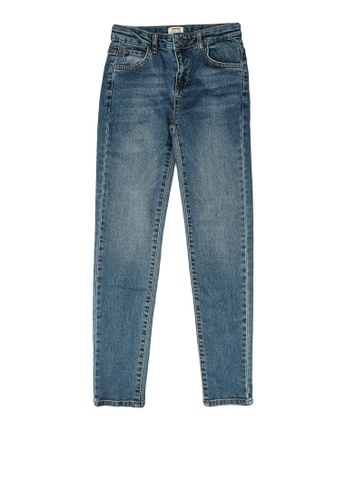 KOTON blue Denim Jeans D9CF9KA92EAC36GS_1