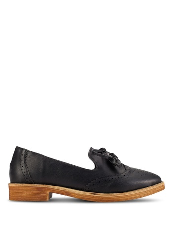 Sunnydaysweety 黑色 2018 新款經典牛津皮鞋 RA10119BK 66279SH42F0DBAGS_1