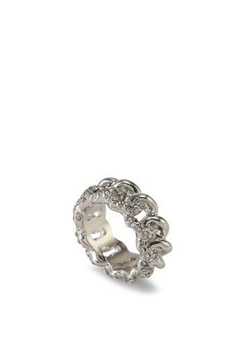 ALDO silver Drenova Ring BAAF3ACF224044GS_1
