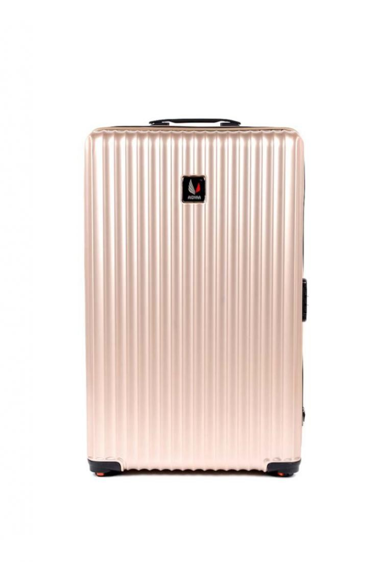 Multifunction 28 Inches Luggage Trolley Cabinet With Swivel Castors