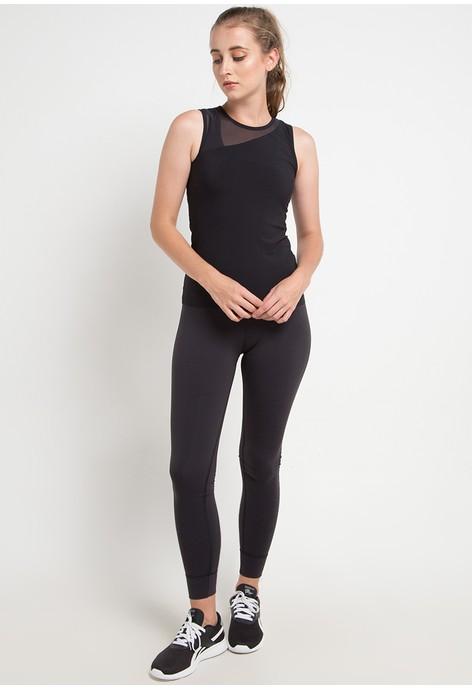 Jual Pakaian Olahraga Reebok Wanita Original  00fc7c7baa