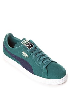 Suede Classic + Sneakers
