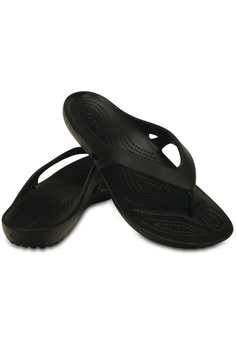 7a5c1a7fe197 Crocs Women s Kadee II Flip Blk RM 129.00. Sizes 5 6 7 8 9
