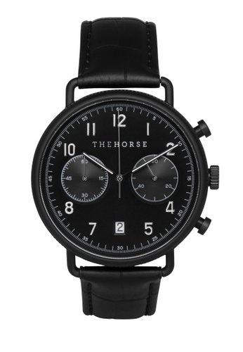 The Horse black The Chronograph Watch 1F52EACBB3670DGS_1