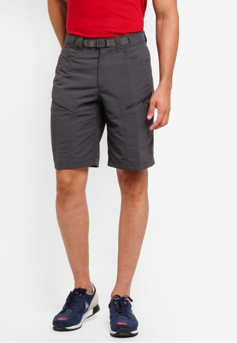 The North Face grey TNF M Paramount Trail Short - Ap Asphalt Grey F6538AA0F3B2DCGS_1