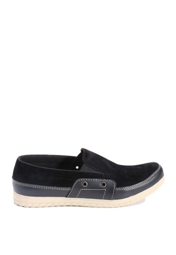 Dr. Kevin black Dr. Kevin Men Casual Shoes 13205 - Black DR982SH02YTDID_1