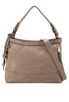 Soft Supple Convertible Shoulder Bag
