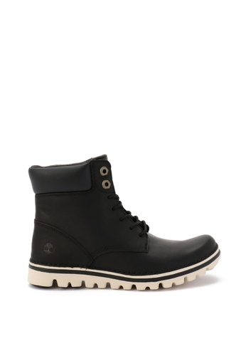 """Timberland black Brookton 6"""" Lace-Up Boot 68C5ASHDE32732GS_1"""