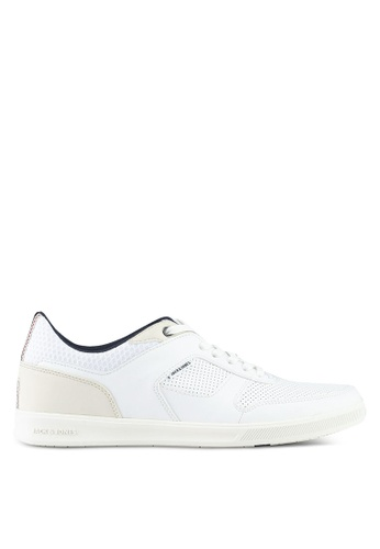Jack & Jones white Blade Bright White Sneakers 69620SHAABD238GS_1