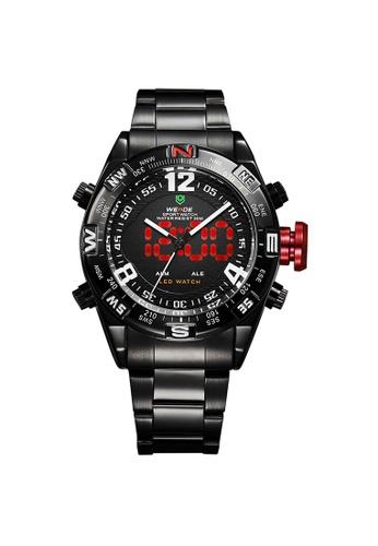 Weide white Analog Watch WH2310B-1C WE088AC73KSKPH_1