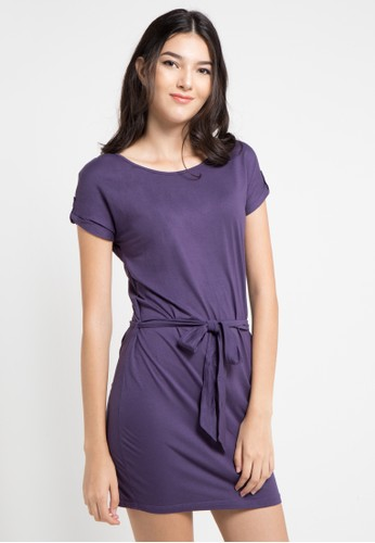 Bodytalk purple New Dressie Dress BO421AA0V6YNID_1
