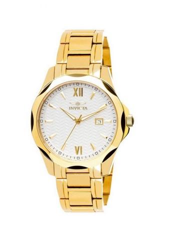 INVICTA gold Invicta Specialty Men Swiss Quartz IP 41mm Stainless Steel Fashion Watch 18109 30FAEACDFE4899GS_1