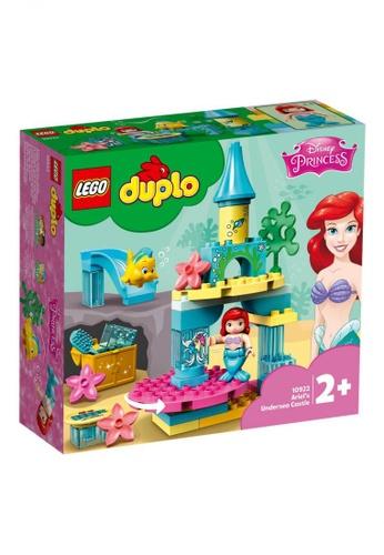LEGO multi LEGO DUPLO Princess TM 10922 Ariel's Undersea Castle (35 Pieces) 1CC2ATH510E274GS_1