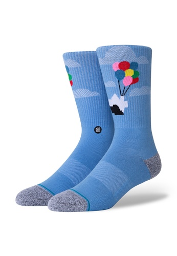 STANCE blue STANCE Socks Blue Up Large 5A5F6AAA4FB20AGS_1
