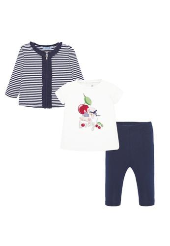 RAISING LITTLE multi Alondra Outfit Set B14DCKAC73353BGS_1