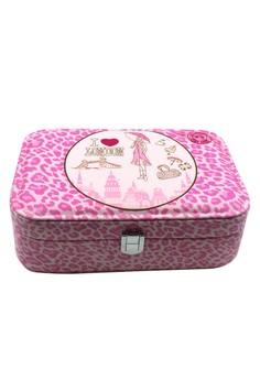 Fashionable Printed Jewelry box JBPS-AP-02