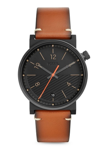 Fossil brown Barstow Watch FS5507 7EF8AAC7B229C1GS_1
