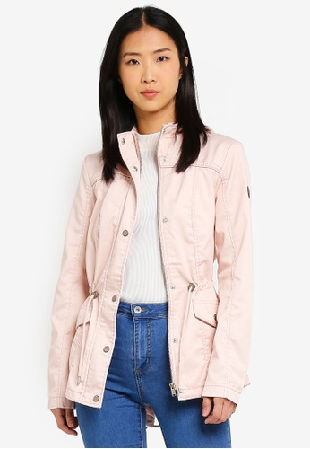 074f5f165484 Shop ONLY New Kate Spring Parka Jacket Online on ZALORA Philippines
