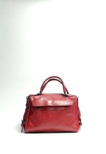 Lara red Women's Top-Handle Bag 3D8C8AC6AFFA43GS_1