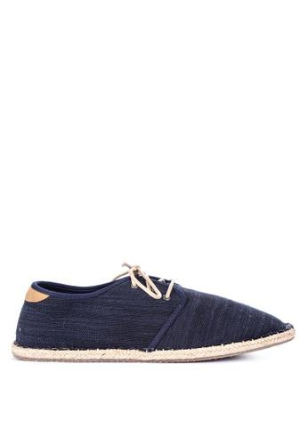 TOMS navy Diego Sneakers 99482SHD192C92GS_1