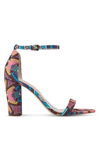 ALDO green Myly Heeled Sandals E99CESHA745CB1GS_1