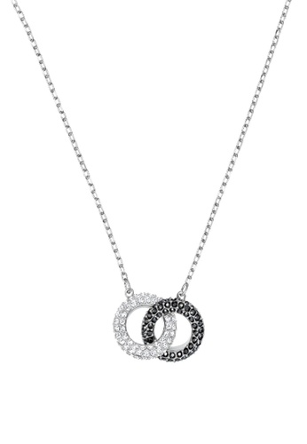 0ffd15c12 Buy Swarovski Stone Double Necklace Online on ZALORA Singapore