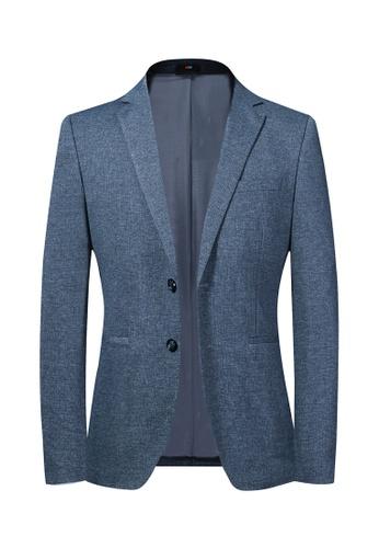 HAPPY FRIDAYS Slim Casual Suit Jacket 2023 6B95CAAF38BC8FGS_1