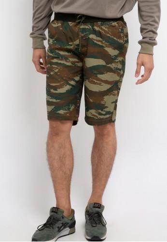 Malibu green Bermuda Short Pants 83AEDAA395AC4EGS_1