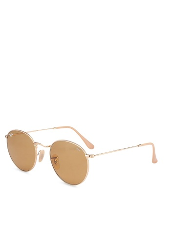 Ray-Ban gold RB3447 Sunglasses F3BD8GLFFF5052GS_1