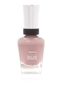 Complete Salon Manicure - Mauve Along