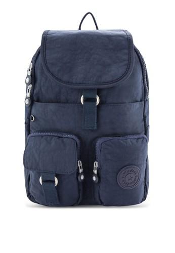 BAGSTATIONZ MDSesprit hk outlet 尼龍布料波紋小型後背包, 包, 後背包