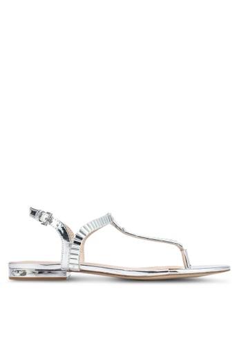 ALDO silver Renadia Sandals AL087SH0SCMXMY_1