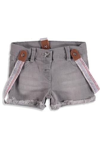 LC Waikiki grey Denim Shorts With Suspender EADBBKA7B53A97GS_1