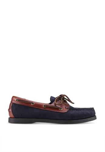 Lumberjacks brown Boat Shoes F2AD8SH1BB58ADGS_1