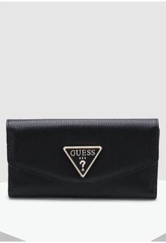 16bd14778a Guess black Maddy Multi Clutch Wallet 714DFAC1B722F9GS_1