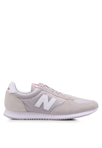 New Balance grey 220 Lifestyle Sneakers 40D84SH5020A3FGS_1