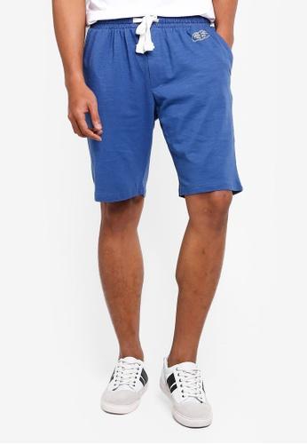 OVS 藍色 百慕達短褲 AF8B8AAC14EF86GS_1