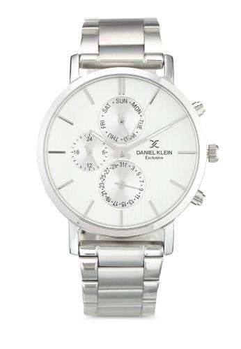 Daniel Klein silver Daniel Klein Silver Male Watches - DK11516-1 05707ACA9FF48DGS_1