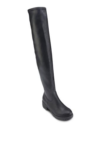 Kicker 長筒靴、 女鞋、 鞋RubiKicker長筒靴最新折價