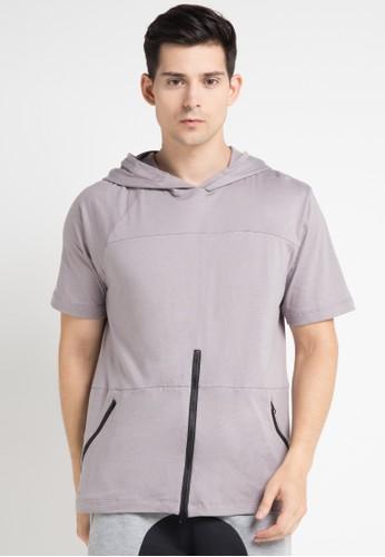 (X) S.M.L grey Manfred Tshirt XS330AA0WEA5ID_1