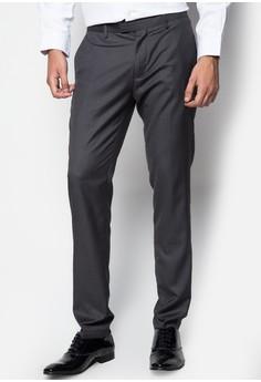 Tapered Slim Dress Pants