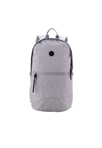 MORAL grey Tait Pack - Snow Marl 3F159AC336557BGS_1
