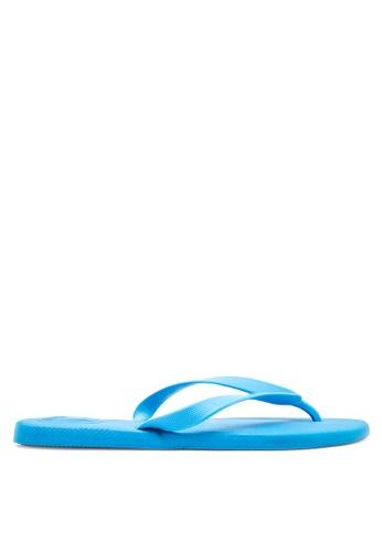 Dupe blue Revolution Flip Flops DU626SH13EZQPH_1