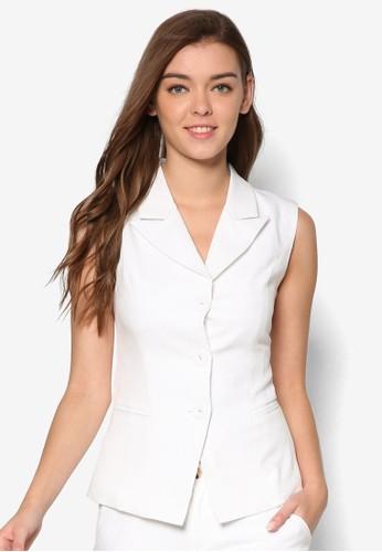 Agnes 基本款無袖T-shirt短褲套裝、 服飾、 上衣MeganeAgnes基本款無袖上衣短褲套裝最新折價