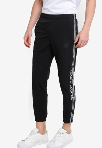 361° black Sports Life Sports Pants 66A4BAA9E21602GS_1
