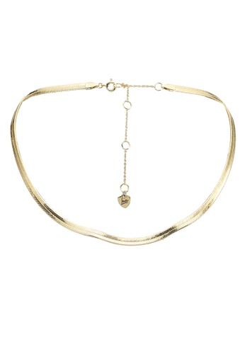 ALDO gold Leipoa Necklace AFE86AC390D534GS_1