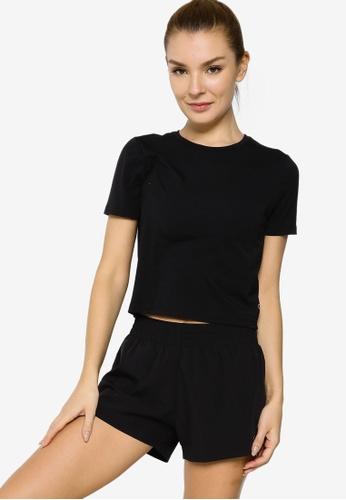 GAP black Short Sleeve Mini T-Shirt 38494AAF43C97BGS_1