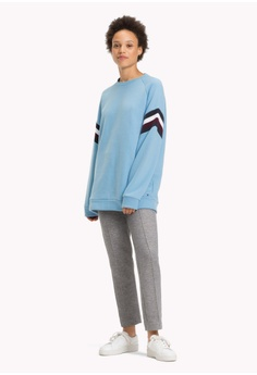 ca1ac053 50% OFF Tommy Hilfiger JULIE C-NK SWEATSHIRT LS S$ 289.00 NOW S$ 144.50  Sizes XS S M L